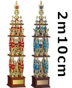 4本柱トロフィー